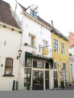 Rijksmonument Vaaltstraat 6